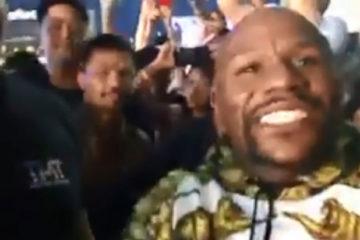 Floyd Mayweather And Manny Pacquiao Rematch