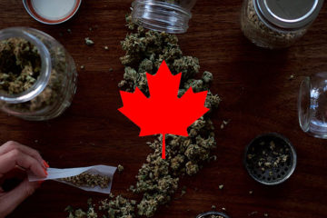 Canada Legalized Marijuana