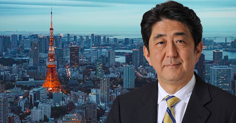 Shinzo Abe Openening Japan's Doors To More Foreign Workers