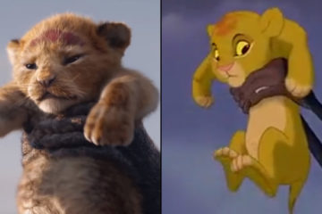 The Lion King movie trailer 2019 - The Lion King Movie Side-by-Side With The Old