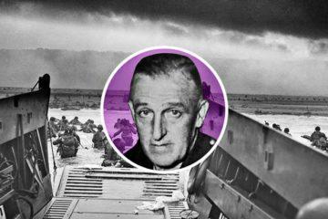 General Norman Cota, Badass Leader Of D-Day