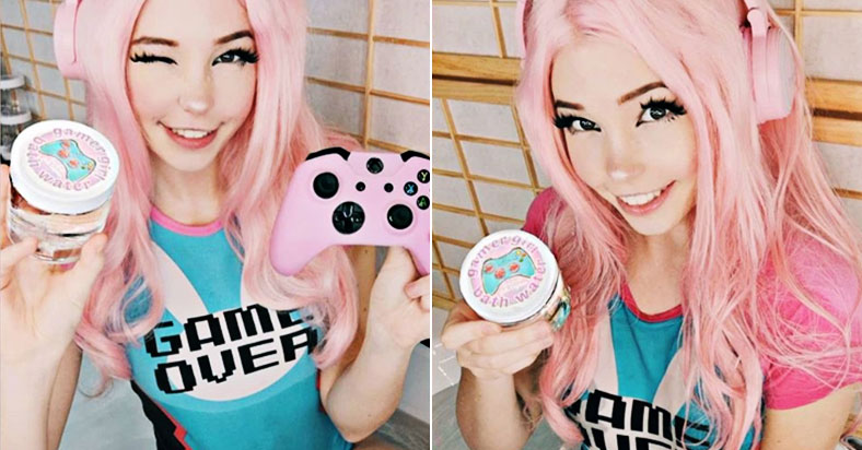 Why We Can't Hate Belle Delphine For Selling Her Bath Water