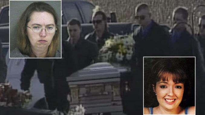 Lisa Montgomery on death row